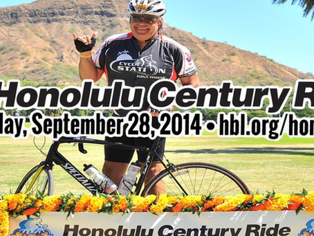 Honolulu Century Ride