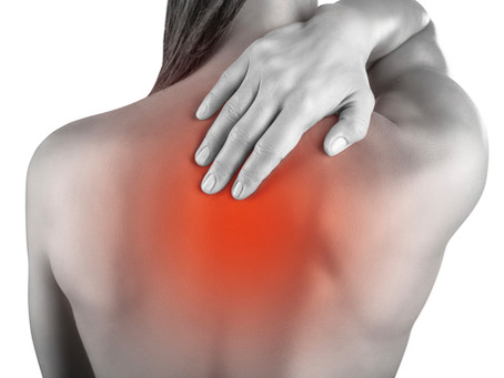 Mid and Upper Back Pain