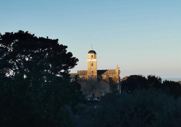 Eglise saint Nicolas a Tomino