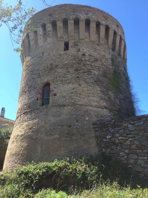Tour génoise de Poggio, Tomino