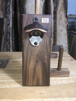 Fridge Magnetic Bottle Opener