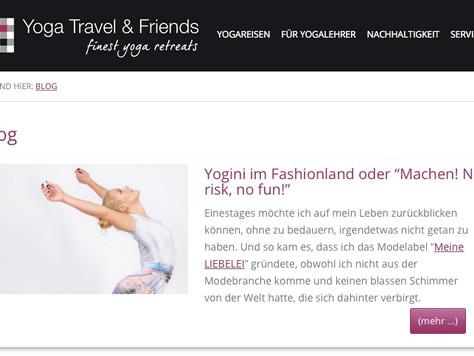 Yogini im Fashionland!