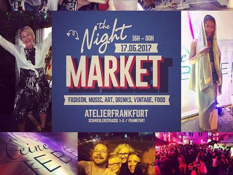 The Nightmarket im Atelierfrankfurt