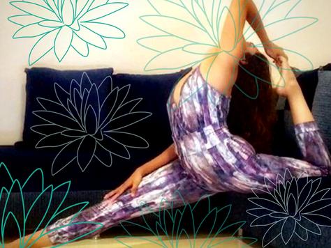 Yogini aus Indien gewinnt Meine LIEBELEI Outfit