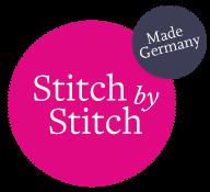 Meine LIEBELEI und Stitch by Stitch go made in Germany only!