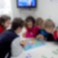 aula de ingles criança Santa Cruz do Sul