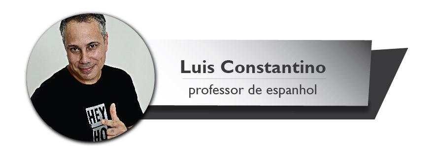 professor de espanhol