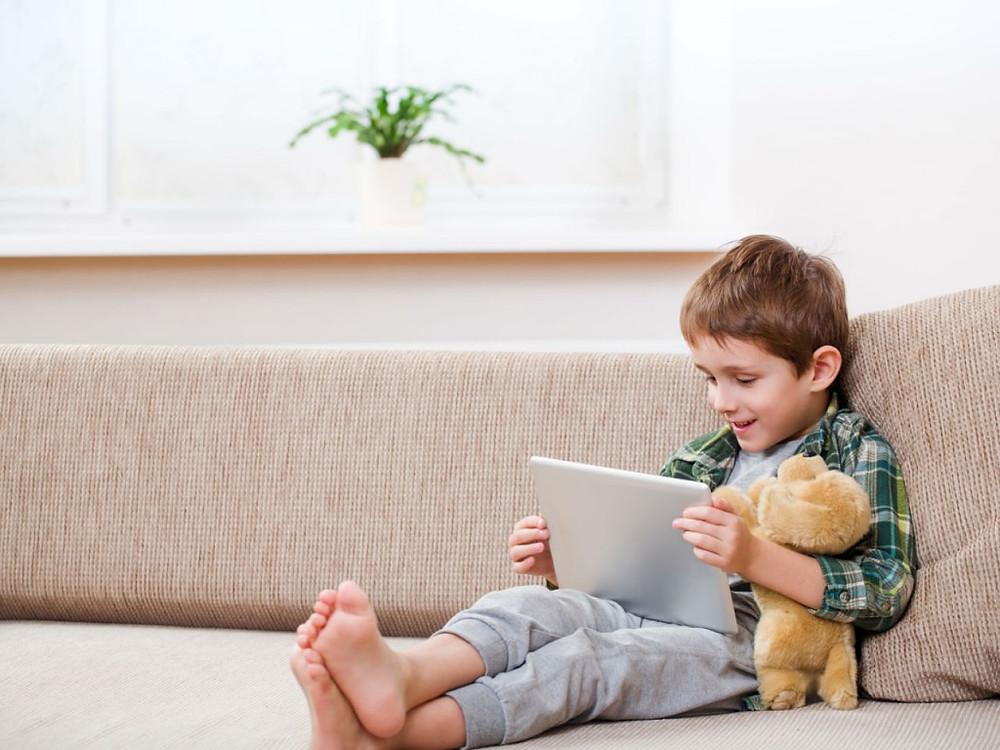 vídeos em inglês para crianças