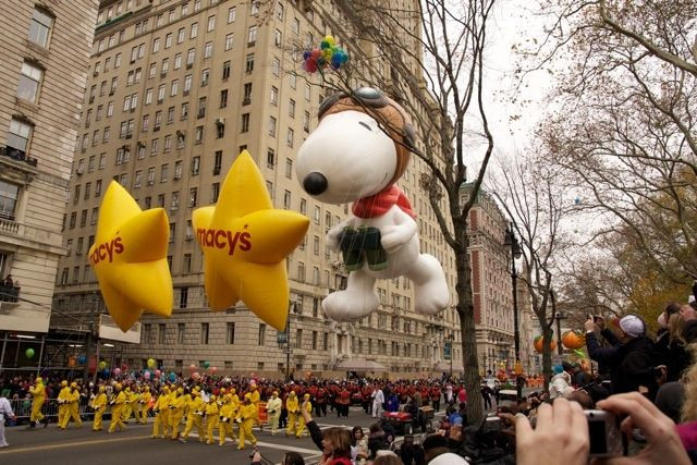 thanks giving parade
