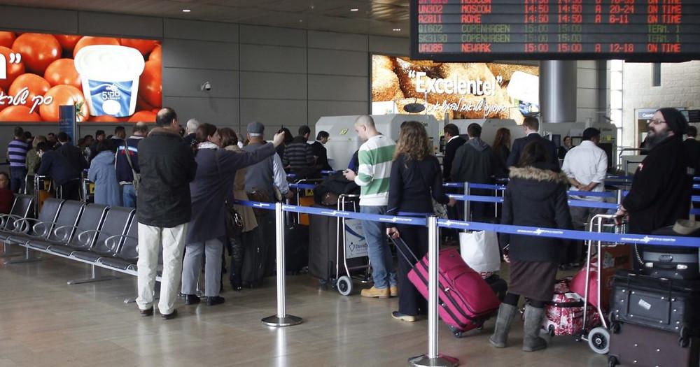 alemão no aeroporto