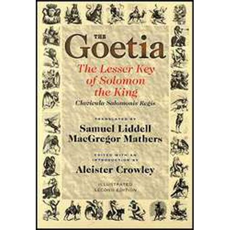 Goetia: Lesser Key of Solomon