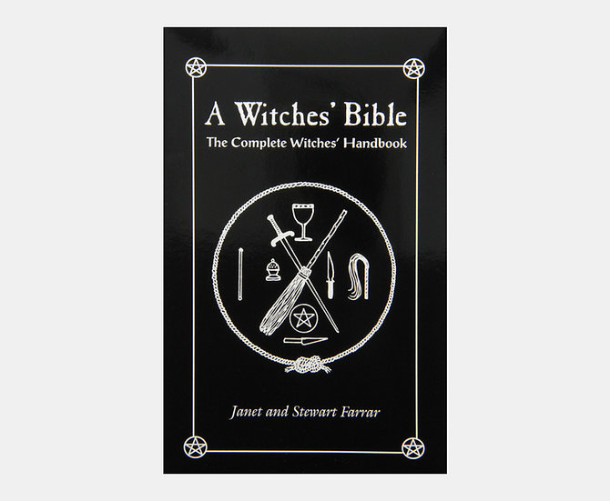 Witches Bible, the Complete Witches Handbook