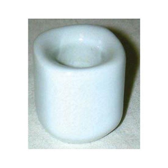 White Ceramic Chime Holder