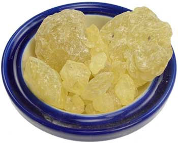Copal Resin Incese