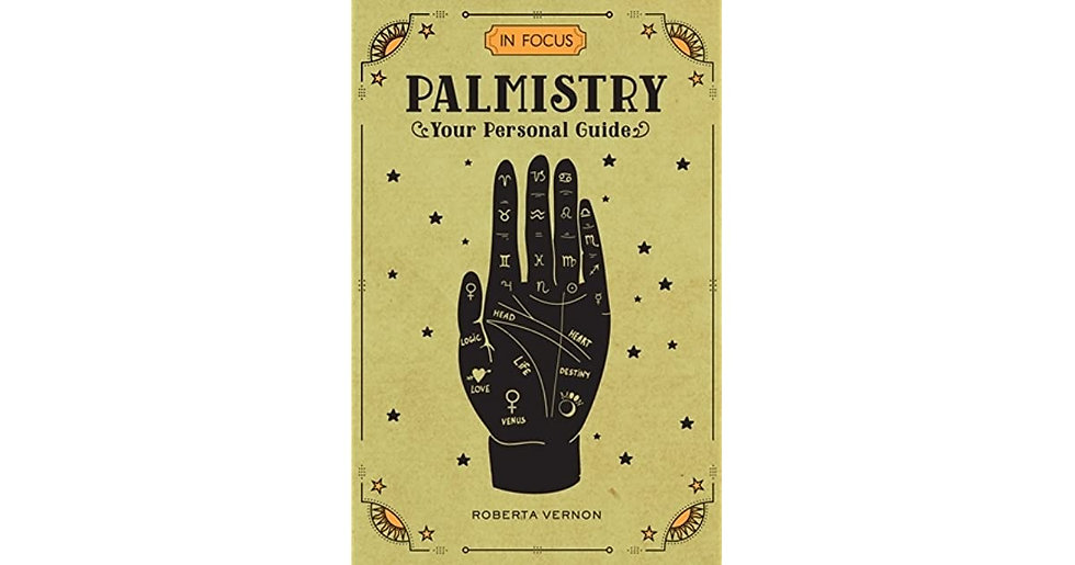 Palmistry, Your Personal Guide
