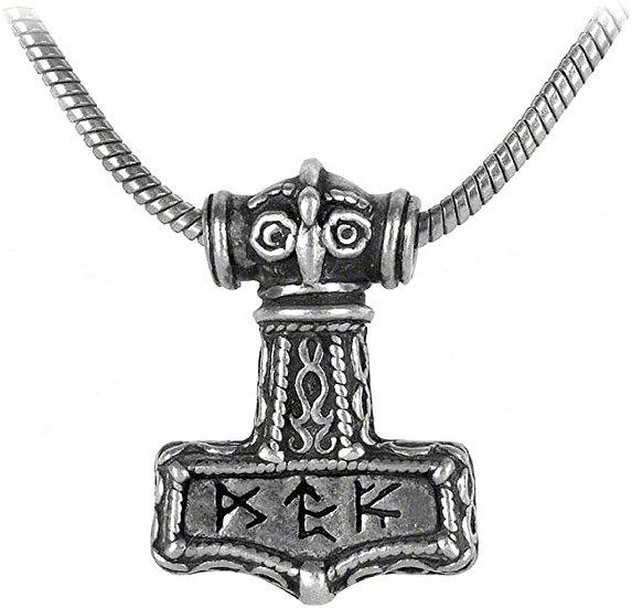 Thor's Hammer Bindrune