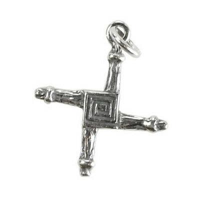 Bridget's Cross Sterling Silver