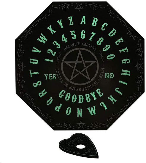 Glow in the Dark Ouija Board