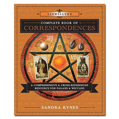 Llewellyn Complete Book of Correspondences