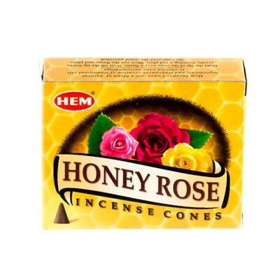 Honey Rose HEM Cones