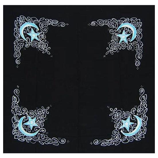 Celtic Moon Altar Cloth