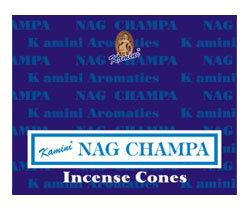 Kamini Nag Champa Cones
