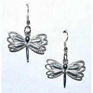 """1""""Dragonfly Earrings"""