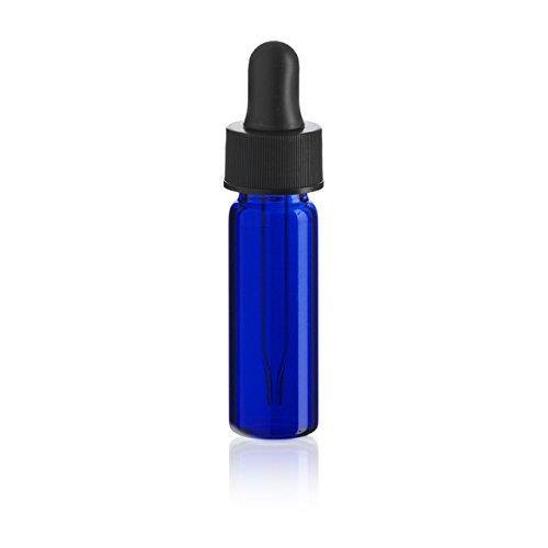 1 Dram Bottle Blue
