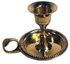 Brass Chamberstick Candle Holder