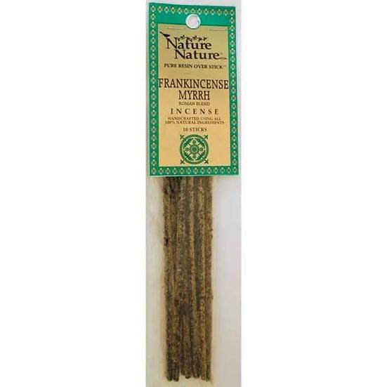 Nature Nature Frankincense/Myrrh Roman Blend