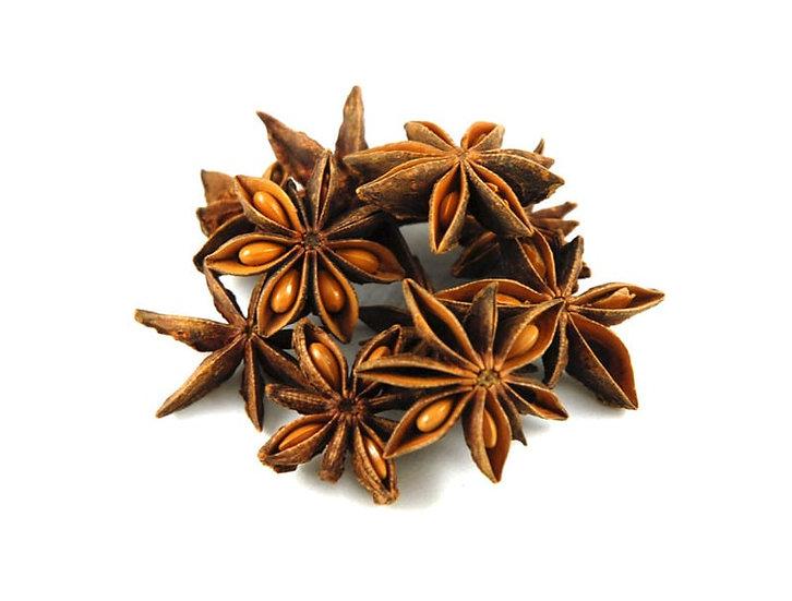 Anise Star Whole(Ilicium verum)