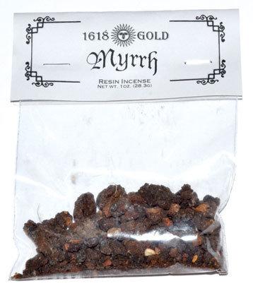 1618 Gold Granular Myrrh