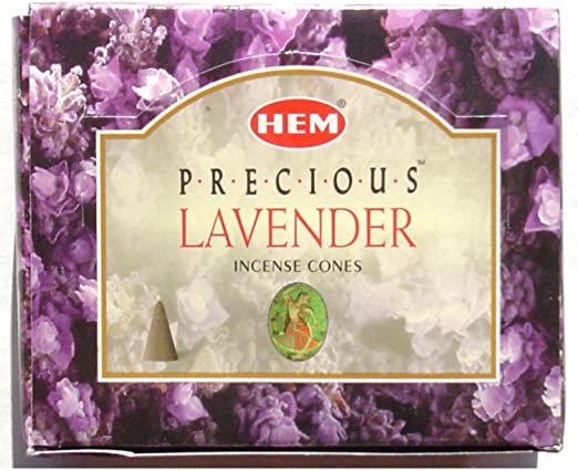 Lavender HEM Cones