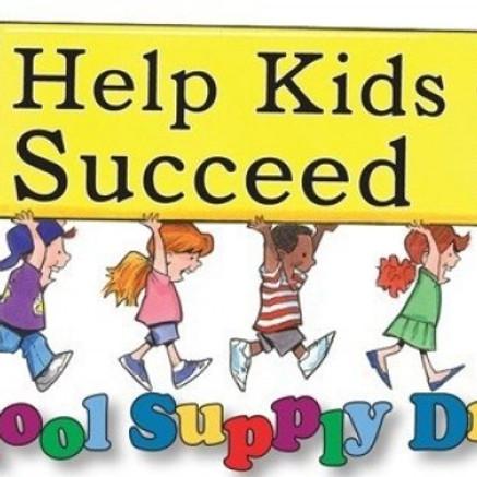 Supplies 4 Success Back 2 School Drive