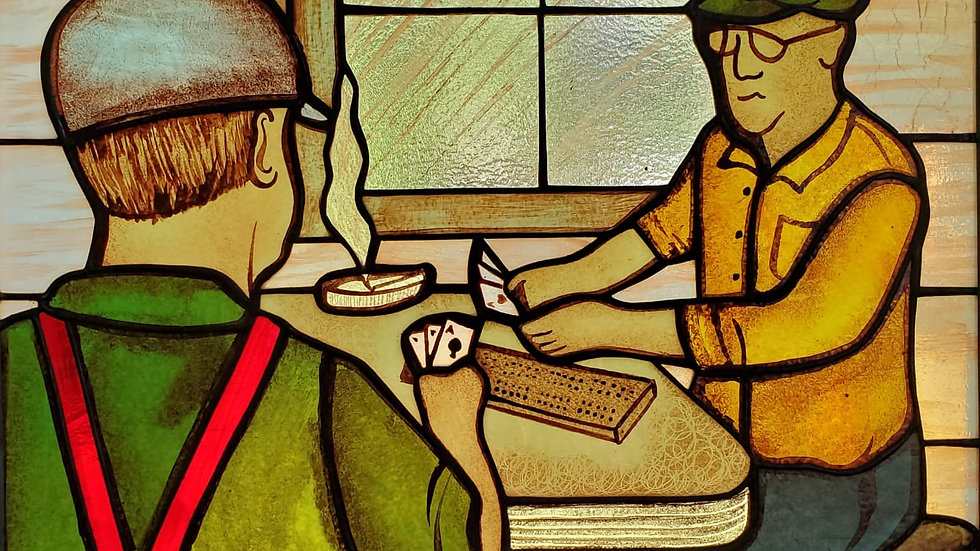 A Brief History of Stained Glass