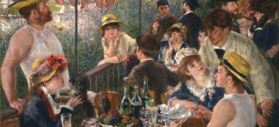 Renoir's Art: A Celebration of Life!