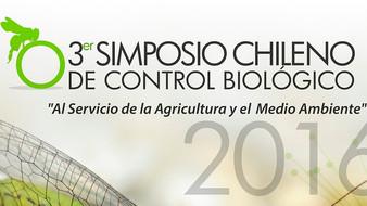 Biofuturo presente en el Tercer Simposio de Control Biológico, Chillan 2016