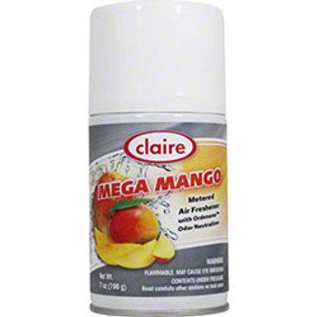 CLAIRE METERED AIR FRESHENER - Citrus Blast & Mega Mango