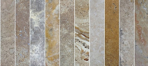 Outdoor Paver Colors