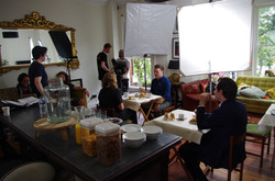 Continental Breakfast_Production Still_1