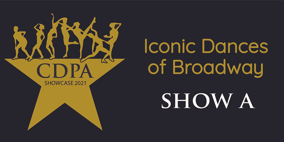 Iconic Dances Of Broadway - SHOW A