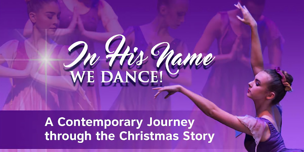In His Name We Dance 7pm