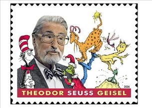 March 2nd is Dr Seuss' Birthday, Let's Celebrate!