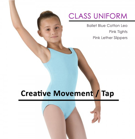 Creative Movement Tap