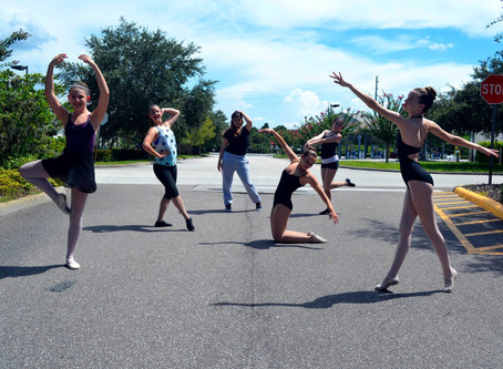 Ready to Start Your Dance Year.