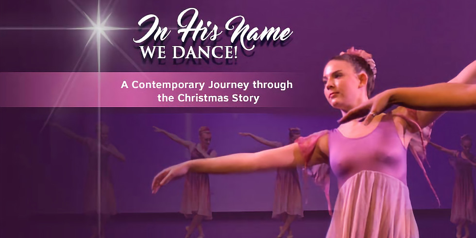 In His Name We Dance 4pm