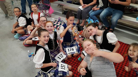 CDPA Scottish Highland Dancers