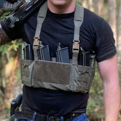 Porter Chest Rack MKI - AK Series