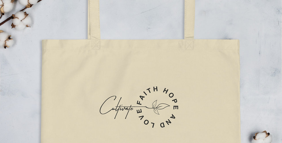 Cultivate FHL Nude Tote Bag