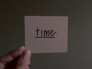 the essence of time